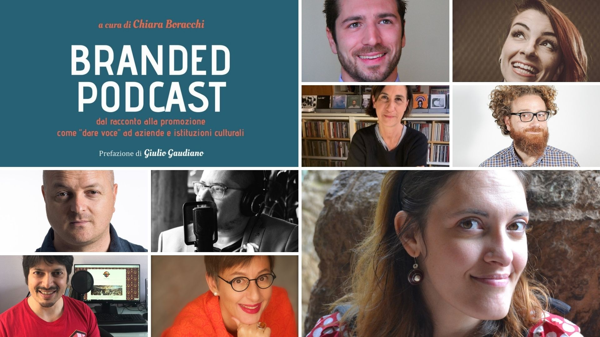 Branded Podcast authors