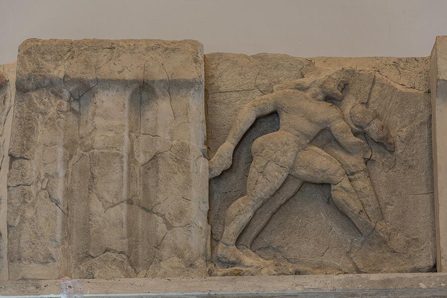 Metope Paestum