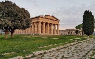 Nuove storie per Paestum